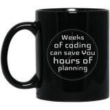 Weeks of Coding (mug)