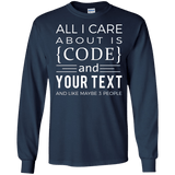Code & (Your text)