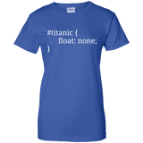 Titanic (ladies) - Tshirt, Hoodie, Longsleeve, Caps, Case - All at Tee++