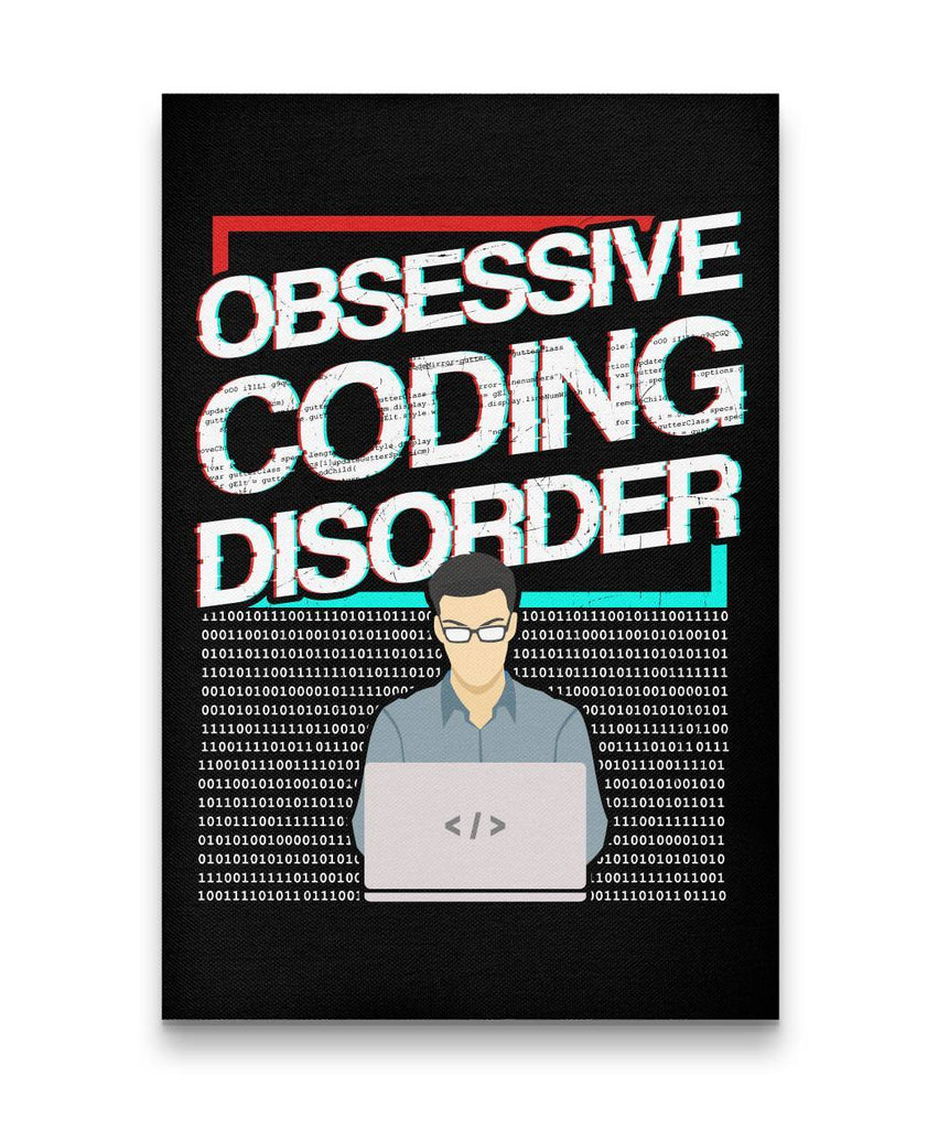 Obsessive Coding Disorder (NEW) - canvas