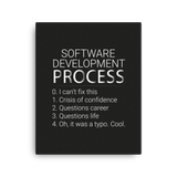 Development Process (canvas)