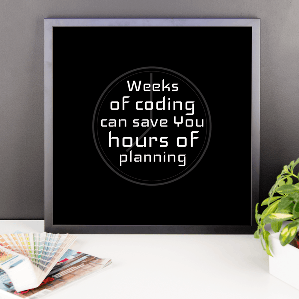 Weeks of Coding
