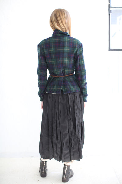 20.3.12 Plaid Ghost Wool Jacket