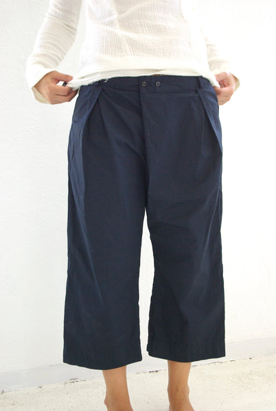 Hazel Brown , Pleated Cross Over Pant