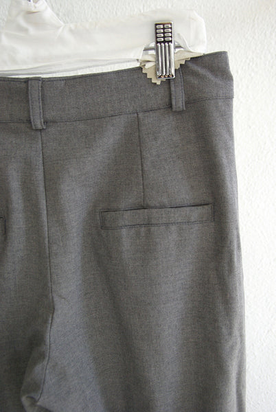 19.4.05 Wool Cross Over Pant