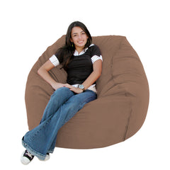 Earth bean bag chair