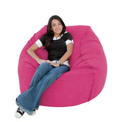 Hunter Green bean bag chair