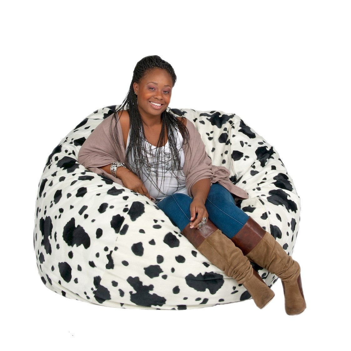 Attrayant Cow Bean Bag