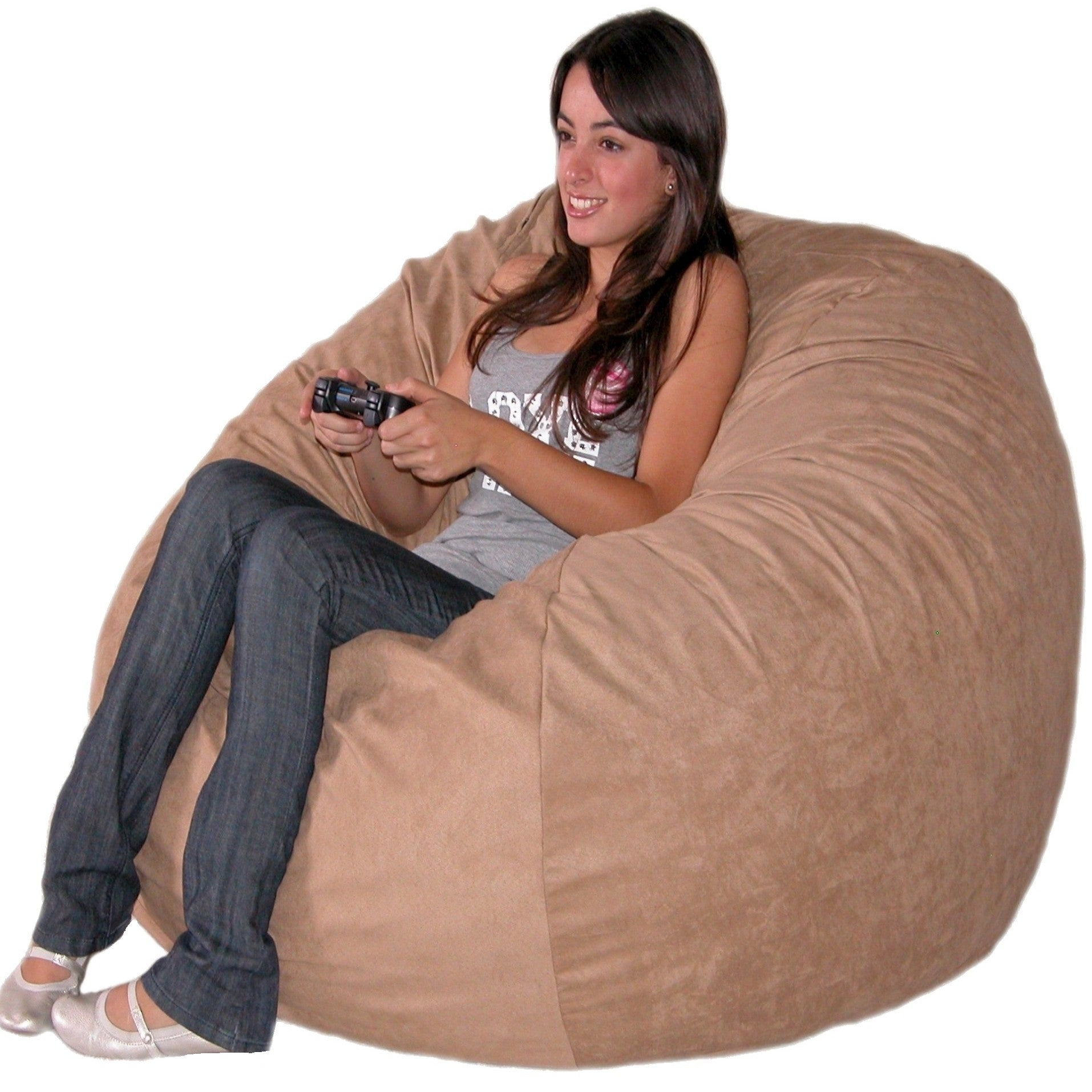 mbrown bean bag