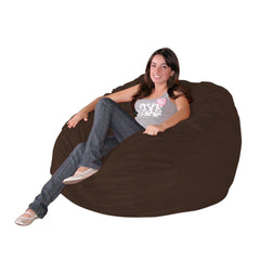 chocolate bean bag