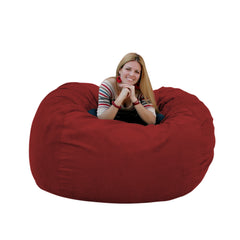 cinnabar bean bag