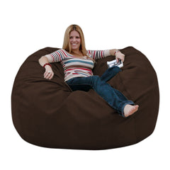 Chocolate Beanbag Chair