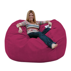 Pink Beanbag Chair