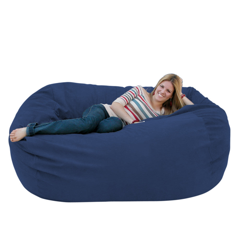 navy bean bag