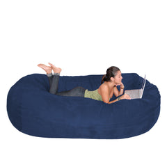 Navy Beanbag Chair