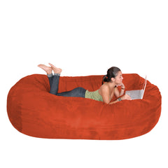 Pumpkin Beanbag Chair