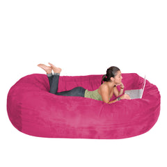 Hot Pink Beanbag Chair