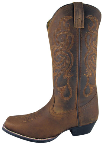"Smoky Mountain Ladies Lariat 12"" Western Boot"