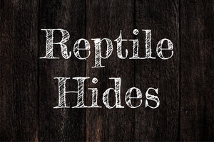 Reptile Hides/Layboxes