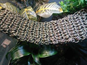 Braided Paracord Bridge