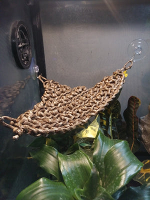Braided Paracord Hammock
