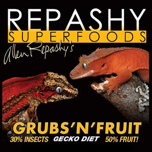 Repashy Grub 'N Fruit