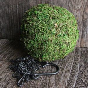 Mossy Hide with Chain