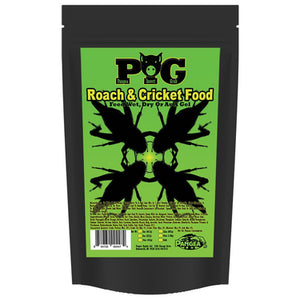 PIG Diet for Crickets & Roaches