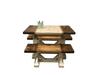 KIDS TRESTLE STYLE CRAFT + DINING TABLE