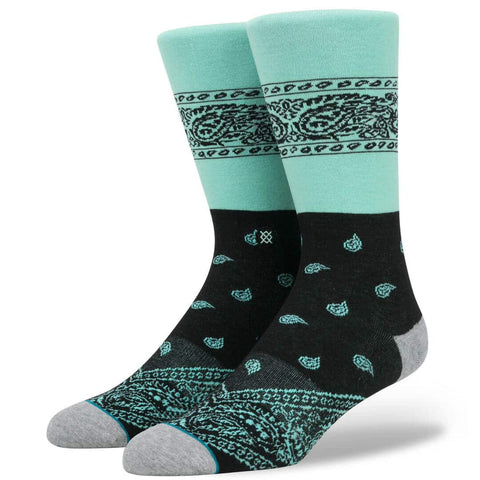 "Stance ""Represent"" (Mint)"