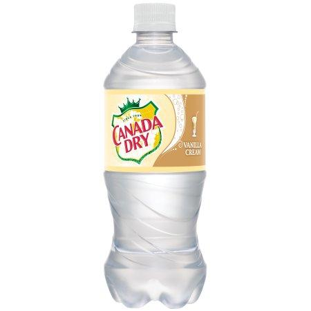 "Canada Dry ""Vanilla Cream"" 591ml"