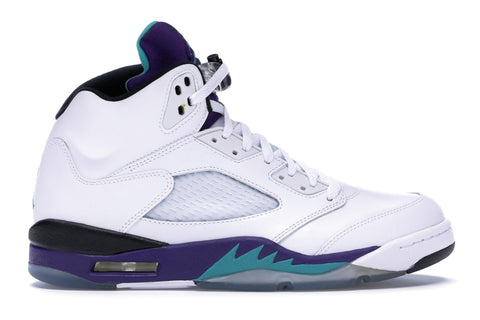 "Jordan 5 ""White Grape"" 2013"