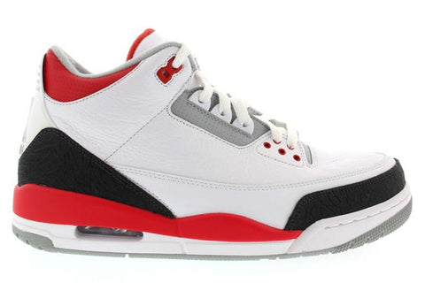 "Jordan 3 Retro ""Fire Red"" 2013"