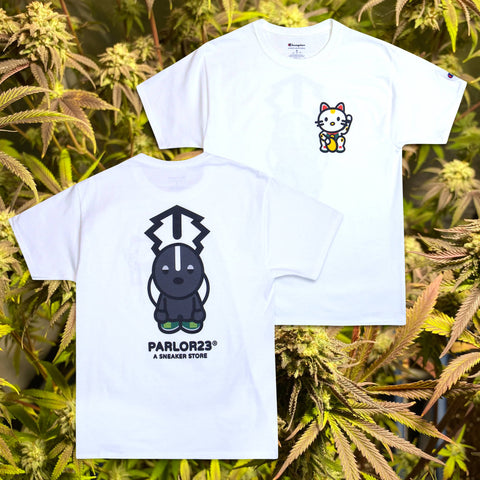 "Parlor 23 ""Baby Money and Skunky"" T-Shirt"