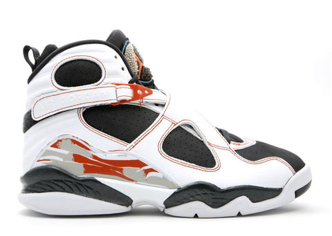 "Jordan 8 ""Anthracite Dark Orange"" 2007"