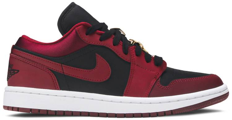 "Jordan 1 Low ""Dark Beetroot Black"" (W) 2020"