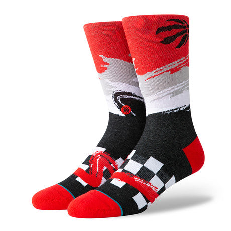 "Stance ""Raptors Waveracer"" (Black)"
