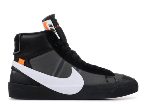 "Nike Blazer Mid ""The 10 : Off White Grim Reaper"" 2018"