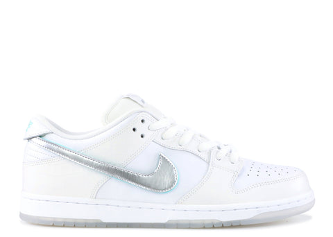 "Nike SB Dunk Low ""Diamond White"" 2018"