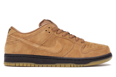 "Nike SB Dunk Low ""Wheat"" 2020"
