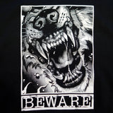 "Mike Mullaney ""Beware"" Mens Tank Top"