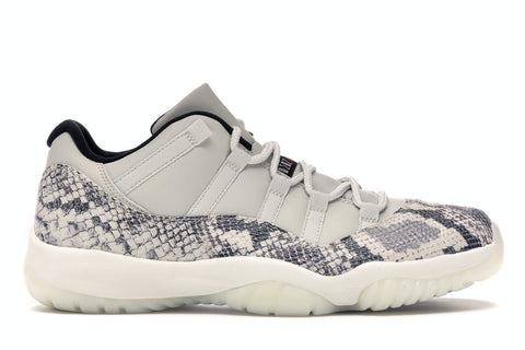 "Jordan 11 Retro Low ""Snake Light Bone"" 2019"