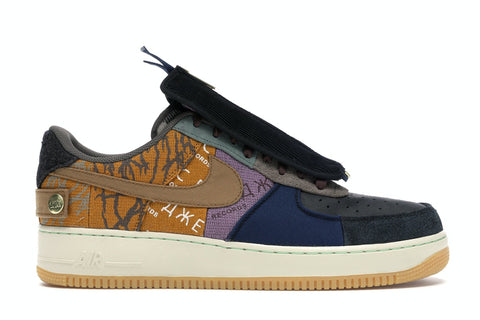 "Nike Air Force 1 Low ""Travis Scott Cactus Jack"" 2019"