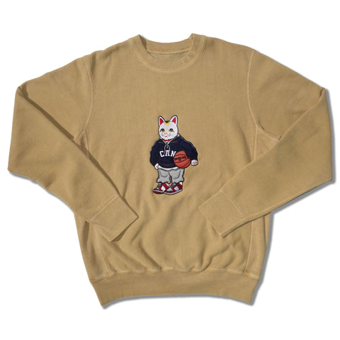 "Parlor 23 Made In Canada ""PRLR SPORT"" Crewneck"