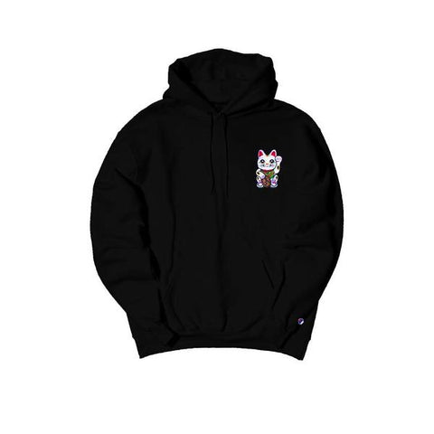 "Parlor 23 X Champion Embroidered Youth ""Get that Money"" Hoodie"