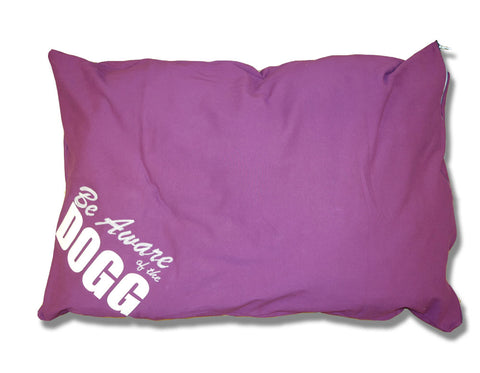 "Parlor 23 ""Be Aware"" Dog Bed (Large)"