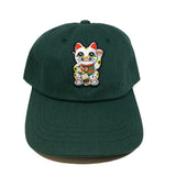 "Parlor 23 ""Celebration Get Money"" (Green) Strapback"