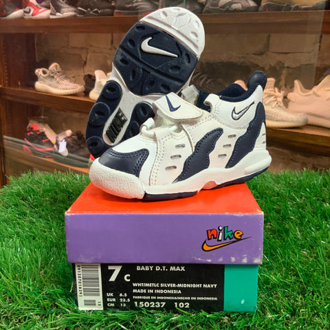"Nike Baby D.T. Max' ""Silver Midnight"" 1995 (Toddler)"