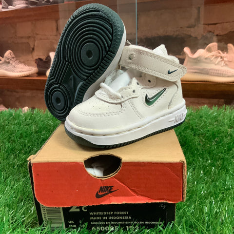 "Nike Baby Force 1 SC ""White/Deep Forest"" 1997 (Toddler)"