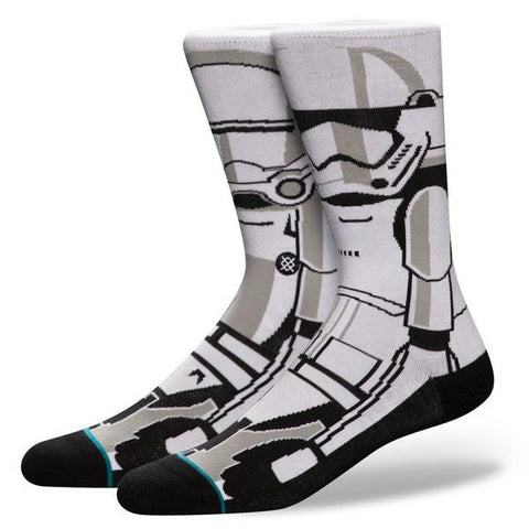 "Stance Star Wars ""Storm Trooper"" (White)"